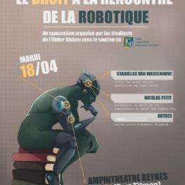Droit ét robotique