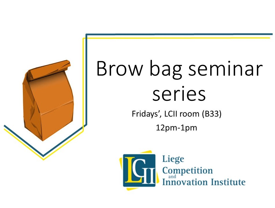 LCII brown bag seminar series